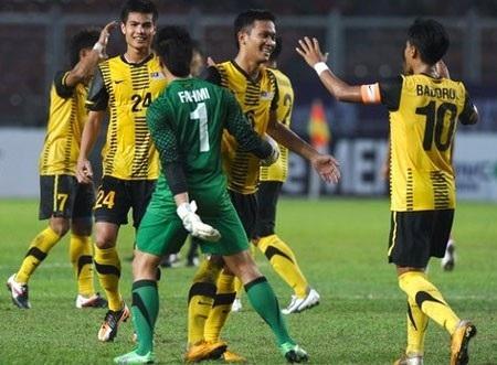 U23 Malaysia là đối thủ Olympic Việt Nam không thể xem thường