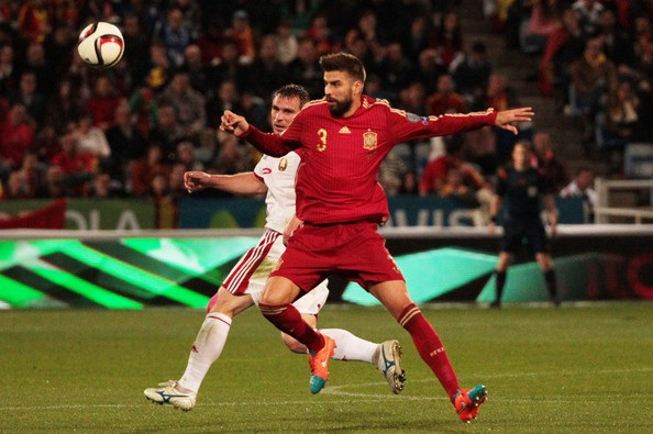 Tây Ban Nha đang có đầy đủ những ngôi sao tốt nhất của mình
