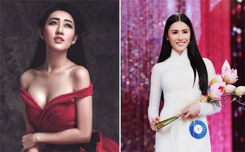 """Huỳnh Thúy Anh, Tường Vy… là những gương mặt """"thi chui"""" trong thời gian qua"""