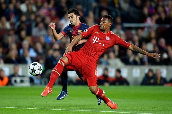Barcelona thua tâm phục khẩu phục Bayern ở bán kết Champions League 2013