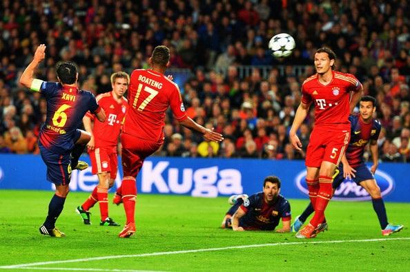 Barca khao khát phục hận Bayern Munich ở vòng bán kết năm nay