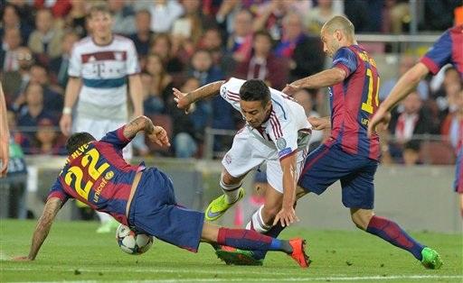 Bayern đối mặt với năm thứ hai liên tiếp bị loại ở bán kết Champions League