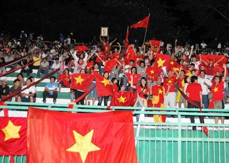 U23 Việt Nam sẽ được tiếp lửa từ các khán đài