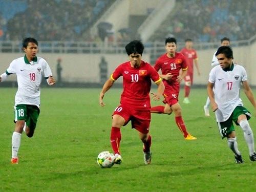 Công Phượng chính là cầu thủ Việt Nam được chú ý nhiều nhất ở SEA Games 28