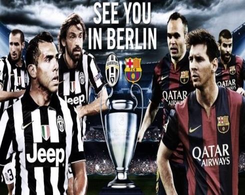 Cuộc chiến Juve-Barca hứa hẹn sẽ căng thẳng và nghẹt thở