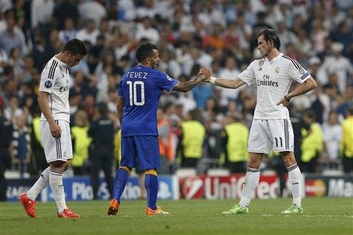 Tevez và đồng đội khao khát làm nên lịch sử trước Barcelona