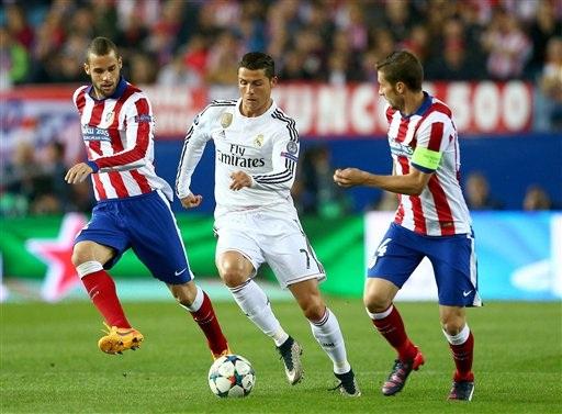C.Ronaldo là cầu thủ được Real Madrid kỳ vọng nhiều nhất ở Bernabeu đêm nay