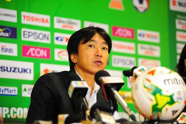 HLV Miura tin tưởng vào sức mạnh của đội tuyển Việt Nam