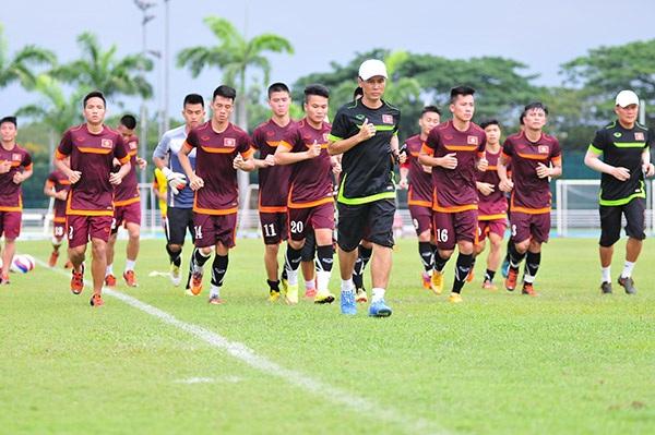 U23 Việt Nam đang có được tinh thần rất tốt