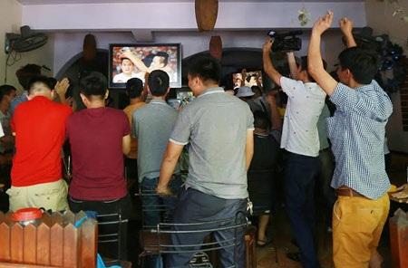Tất cả cùng hy vọng U23 Việt Nam sẽ lật ngược thế cờ sau bàn gỡ