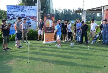 Chương trình dành cho các bạn có niềm đam mê với bộ môn Golf cơ hội trải nghiệm lần đầu tiên.