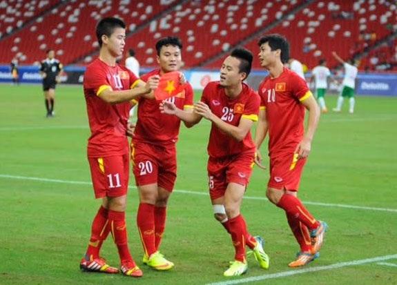Huy Toàn tỏa sáng trong chiến thắng của U23 Việt Nam trước Indonesia