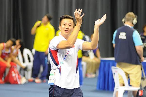 HLV Minh Sang hài lòng với màn trình diễn của Phương Thành và Phước Hưng