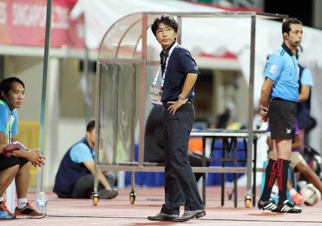 Tấm HCĐ tại SEA Games có thể coi là thành công chấp nhận được của HLV Miura - Ảnh: Gia Hưng