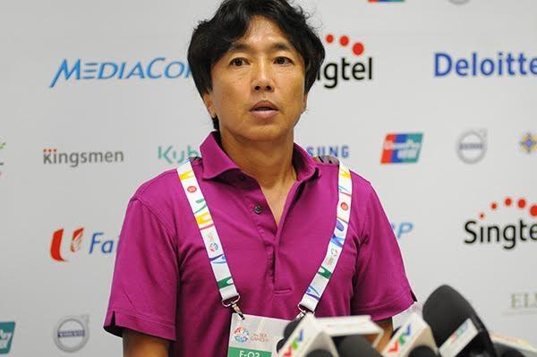 HLV Miura muốn đánh bại U23 Thái Lan để giành ngôi đầu bảng
