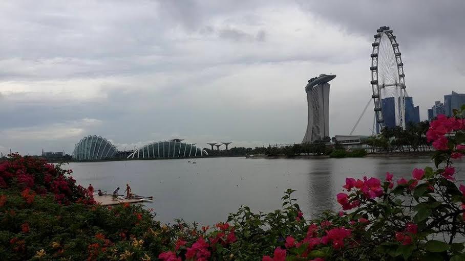 Thời tiết nóng tại Singapore không ảnh hưởng đến thành công của Rowing Việt Nam