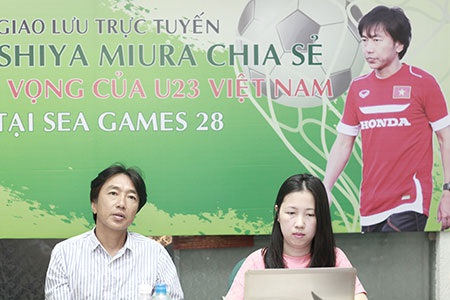 HLV Miura ấn tượng với con người và cuộc sống ở Việt Nam