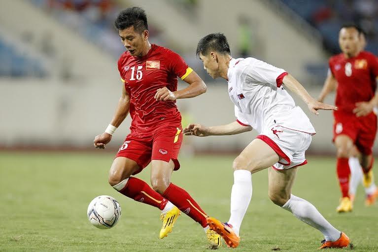 Việc nhiều cầu thủ Việt Nam chấn thương không có lỗi của HLV Miura - Ảnh: Gia Hưng