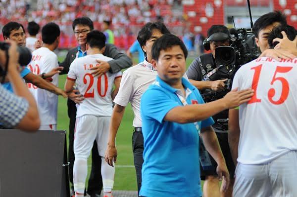 Nỗi buồn của các thành viên U23 Việt Nam