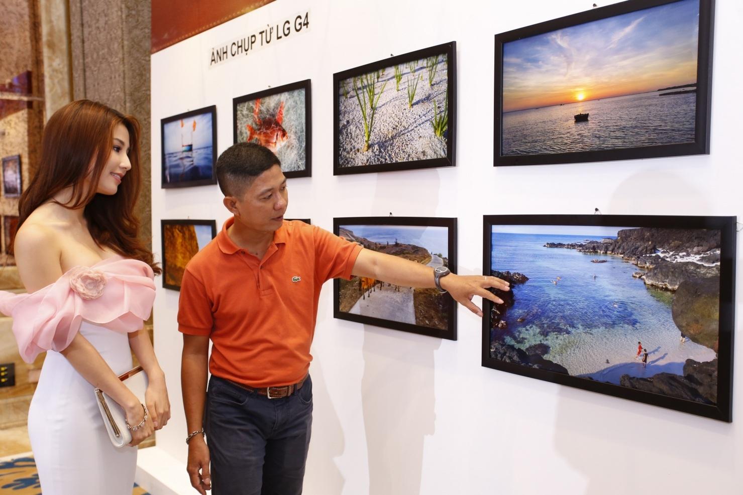 Lý Sơn đẹp mê hồn qua ống kính nhiếp ảnh gia Thanh Tùng
