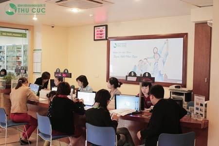 Bệnh viện Đa khoa Quốc tế Thu Cúc là một trong những địa chỉ khám chữa bệnh uy tín tại Hà Nội