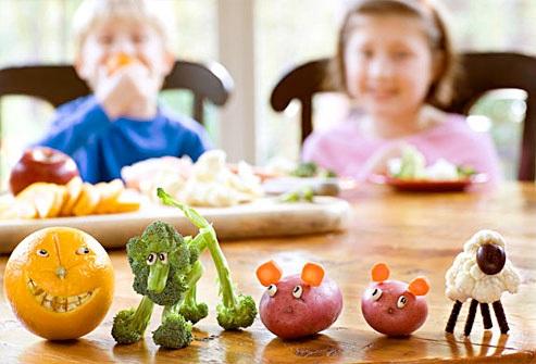 Phát hiện cách mới giúp trẻ ăn rau nhiều hơn