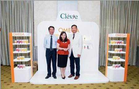 Clévie giới thiệu dòng sản phẩm đầu tiên - Gia đình Omega