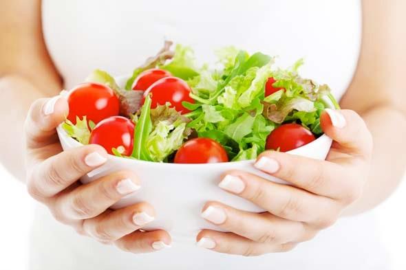Ăn nông sản mỗi bữa