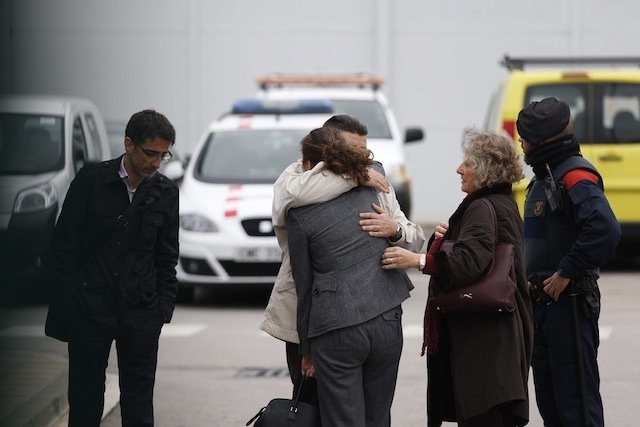 Nỗi đau buồn của các gia đình các nạn nhân chuyến bay 4U 9525 do cơ phó Andreas gây ra