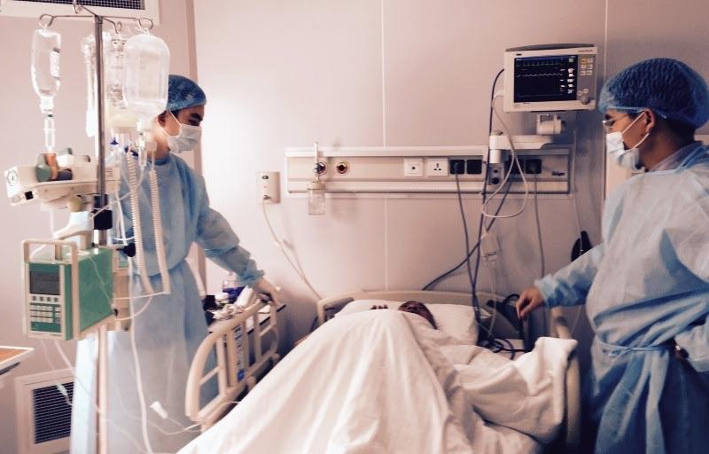 Chuẩn bị ghép tế bào gốc chữa ung thư tại Bệnh viện Đa khoa Quốc tế Vinmec