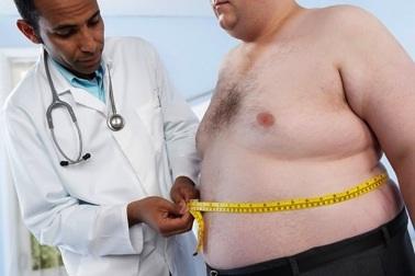 Mô mỡ dưới da người béo phì phân giải chất béo làm chất béo tích tụ trong gan