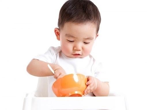 Trẻ thèm ăn tự nhiên mà không cần ép sẽ tăng trưởng tốt hơn
