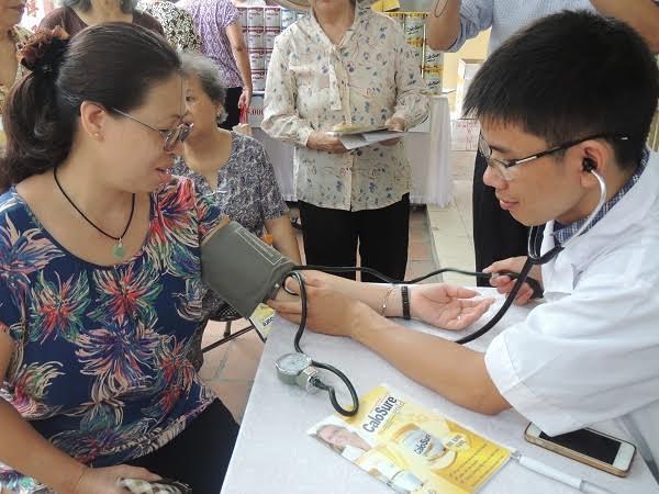 Th.S, BS Lê Thị Hải, Nguyên Giám đốc trung tâm khám Viện Dinh dưỡng Quốc gia