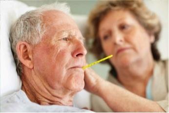 Viêm đường tiết niệu làm người già luôn bất an