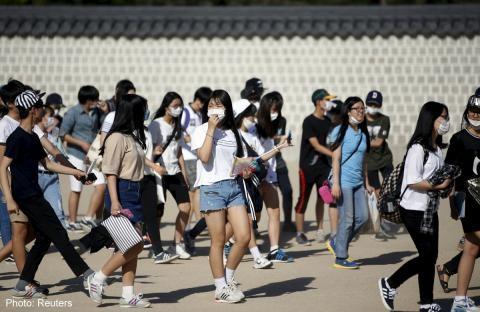 Một bác sĩ khiến hơn 1.500 cư dân Seoul phơi nhiễm MERS