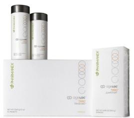 Bộ sản phẩm ageLOC TR90 là bước đột phá trong quá trình nghiên cứu kiểm soát cân nặng của Nu Skin