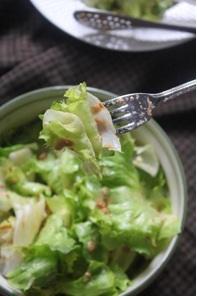 Giảm cân an toàn với món salad cá ngừ