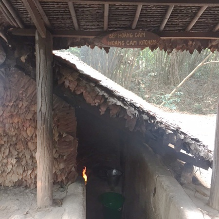 Bếp Hoàng Cầm
