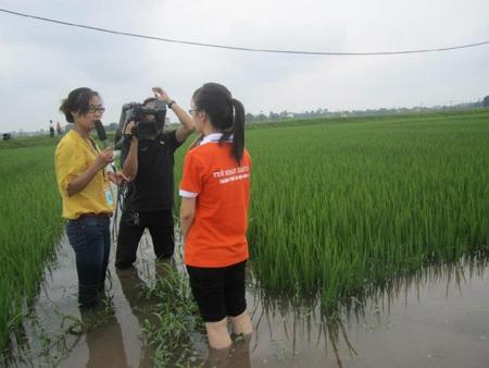 Kênh truyền hình Nông nghiệp - Nông thôn VTC16-3N gắn kết khoa học với người nông dân trên cả nước
