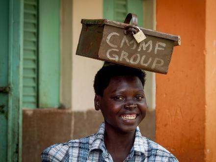 Nụ cười - Oddvar Paulsen (Uganda)