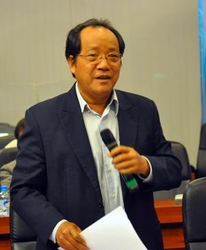 Ông Hồ Xuân Hùng, nguyên Thứ trưởng Bộ NN&PTNT