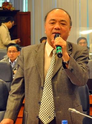 Ông Nguyễn Quốc Cường, Chủ tịch Hội Nông dân Việt Nam