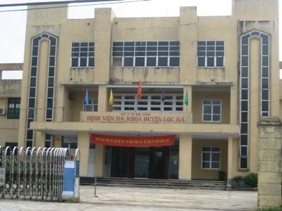 Bệnh viện ĐK huyện Lộc Hà