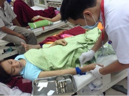 Thơm điều trị tại bệnh viện Truyền máu huyết học TPHCM