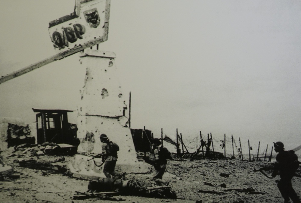 Sư đoàn 304 tiêu diệt chi khu Thượng Đức - Quảng Nam (ảnh tư liệu).