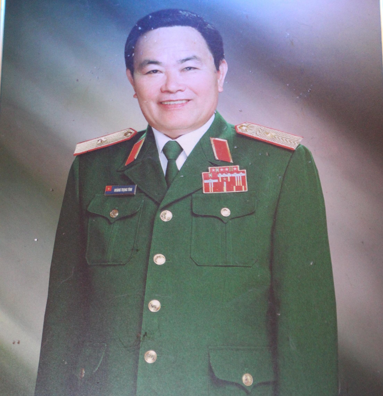 Thiếu tướng Hoàng Trọng Tình -