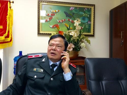 Ông Phạm Trọng Đạt - Cục trưởng Cục Chống tham nhũng (Thanh tra Chính phủ).