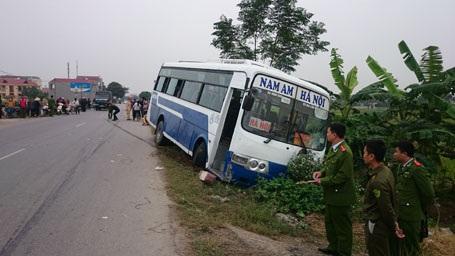 Vụ tai nạn khiến 2 người mẹ con tử vong thương tâm