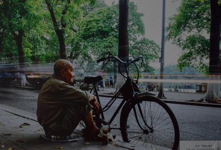 Nhìn đời - tác giả: Nguyễn Khánh Lâm