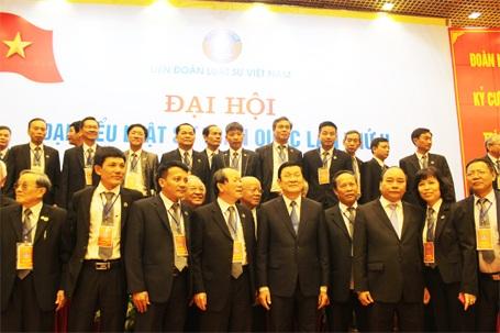 Chủ tịch nước Trương Tấn Sang phát biểu tại Đại hội